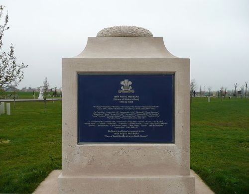 10th Royal Hussars (Prince Albert's Own) Regiment Memorial