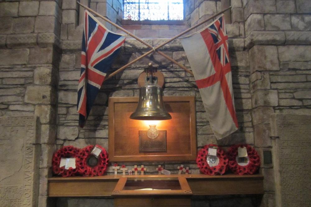Monument HMS Royal Oak