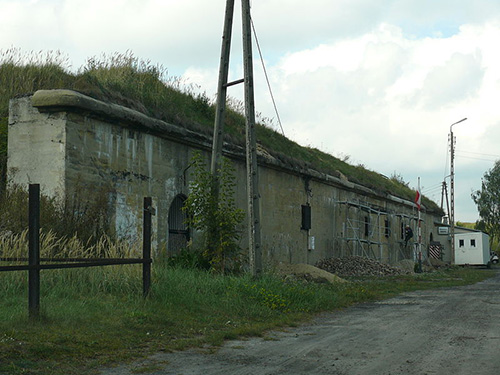 Fortress Brest - Ammunition Bunker