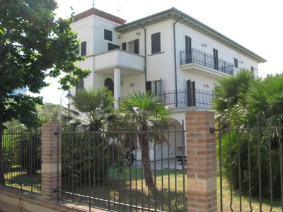 Villa Benito Mussolini