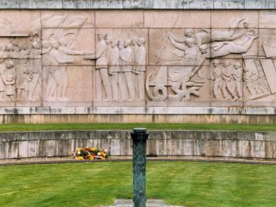 Oorlogsmonument Bayeux