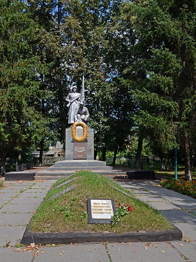 Massagraf Sovjet Soldaten Ichnya