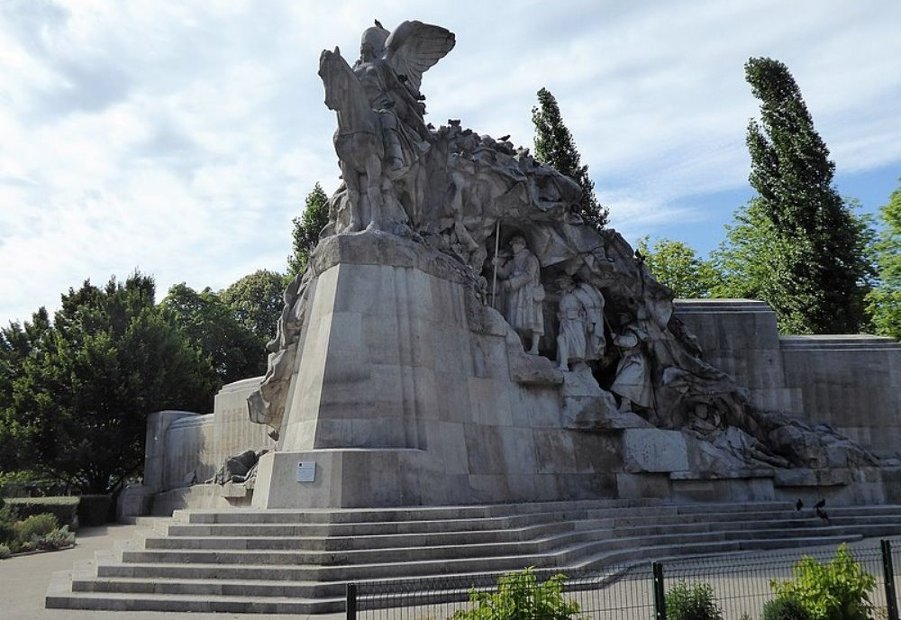 Oorlogsmonument Tourcoing