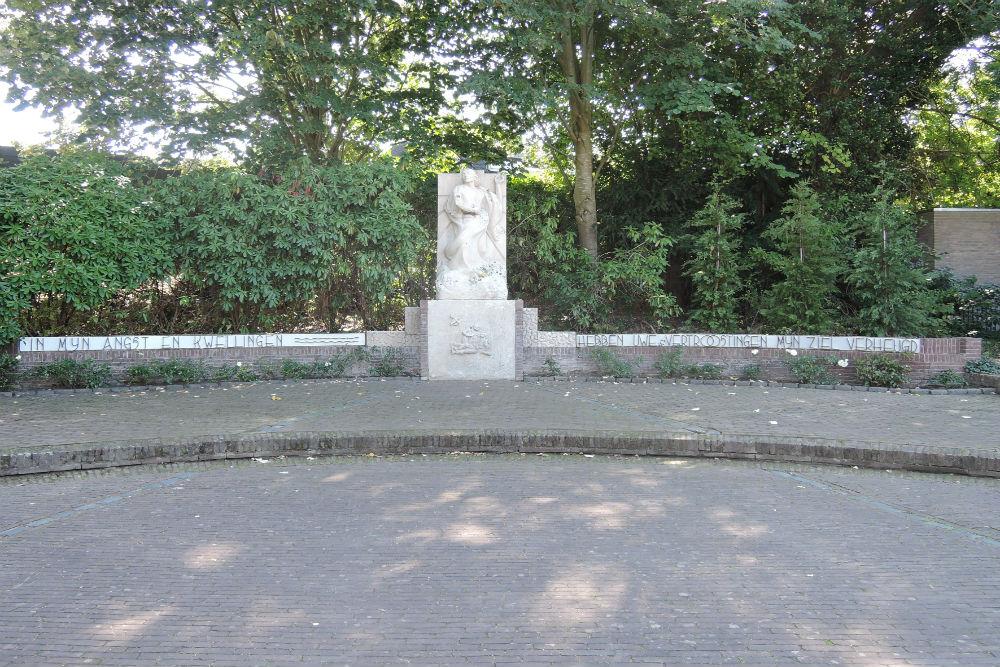 Monument V-2 Raketten Ulestraten