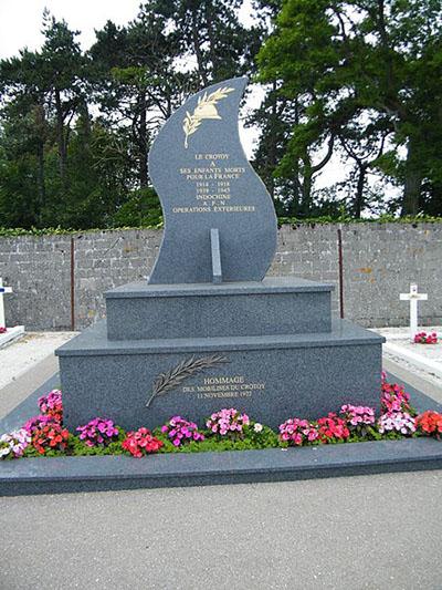 War Memorial Cemetery Le Crotoy