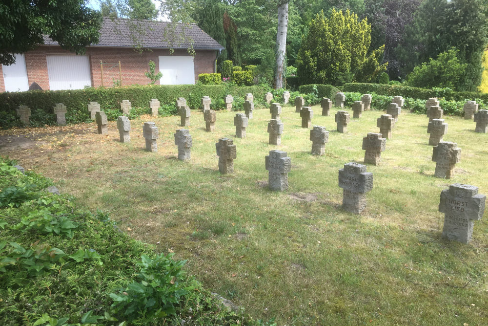 German War Graves Evangelischer Friedhof