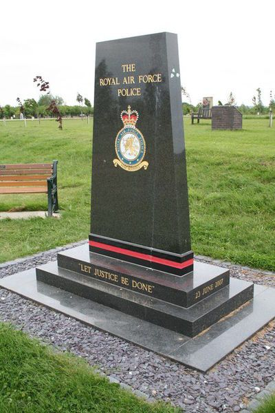 Monument Royal Air Force Police