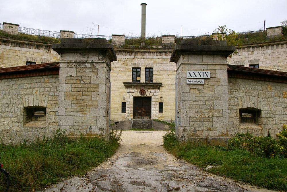 Bundesfestung Ulm - Fort Albeck