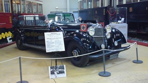 Henri Malartre Motor Museum