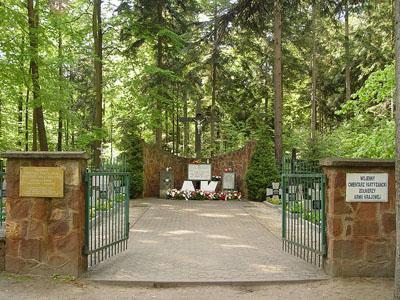 Poolse Oorlogsbegraafplaats Skarzysko-Kamienna