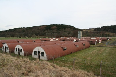 Prisoner-of-War Camp Cultybraggan