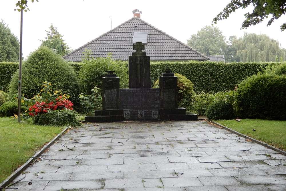 War Memorial Stirpe