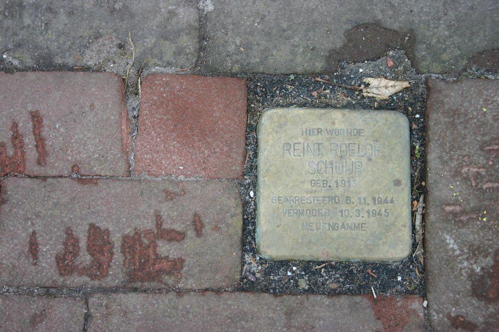 Stumbling Stone Boterdiep w.z. 6