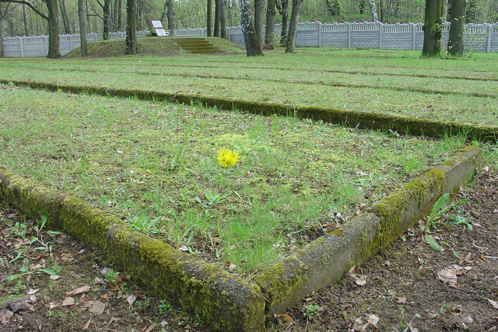 Camp Cemetery Stalag VIII A