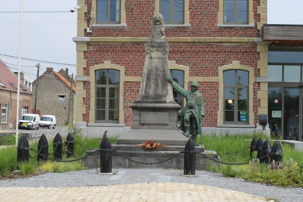 War Memorial Bernissart