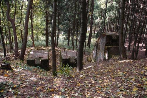 Benešov Line - Remains Stone Crusher