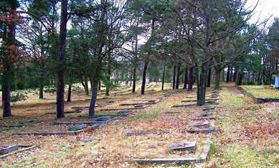 Soviet War Cemetery Bialobrzegi