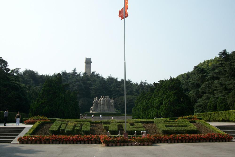Yuhuatai Martyrs Statue Group