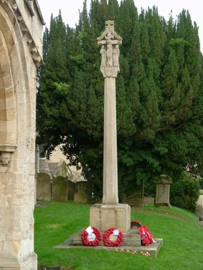 Oorlogsmonument Ketton