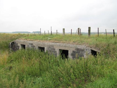 Schuilplaats Stützpunkt Scharnhorst II Arnemuiden