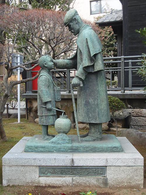 Monument Generaal Nogi Maresuke