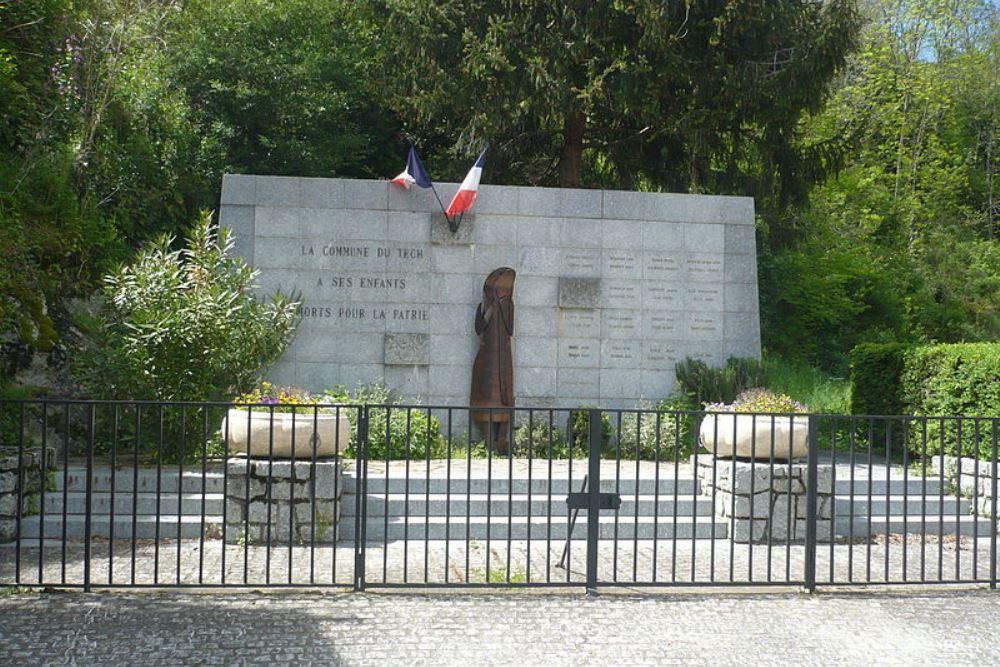 World War I Memorial Le Tech