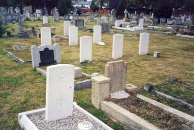 Oorlogsgraven van het Gemenebest Windsor Cemetery