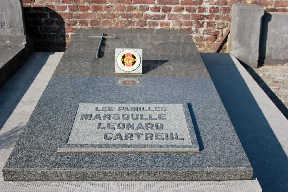 Graves War Veterans Voroux-Goreux