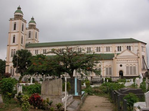 Commonwealth War Graves Douala