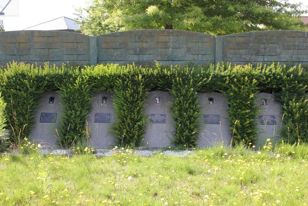 Belgische Oorlogsgraven Lochristi