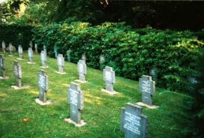 German War Graves Vordingborg