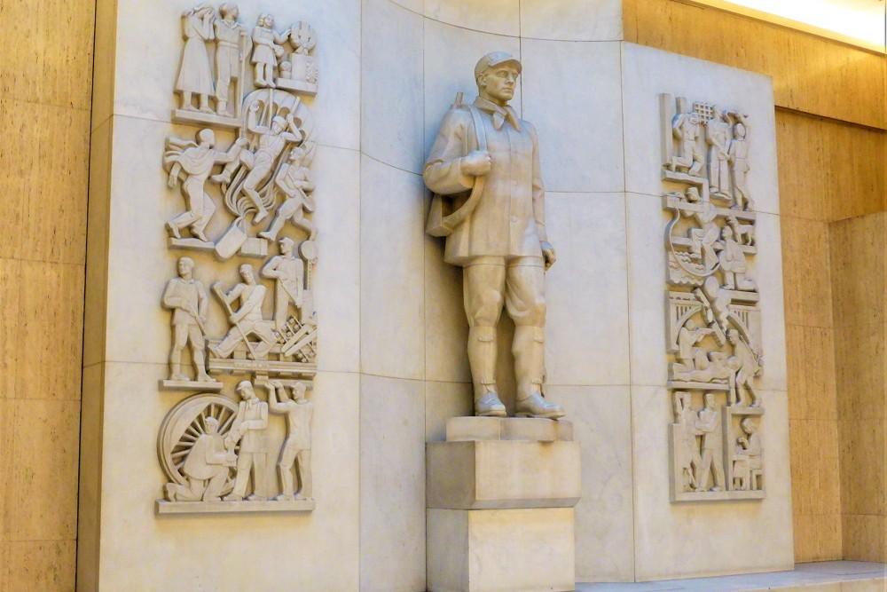 Monument Omgekomen Spoorwegpersoneel