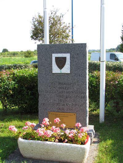 Memorial Brigade Piron Sallenelles