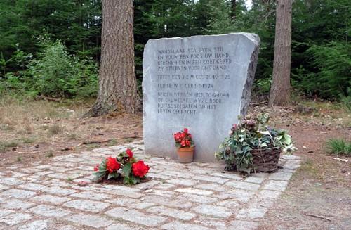 Memorial Executions 20 September 1944