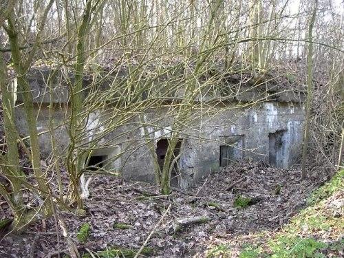 German Commando Bunker Komenseweg