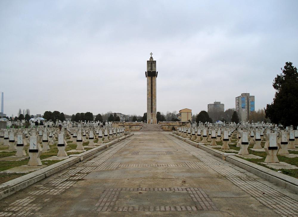 Central Cemetery Constanta
