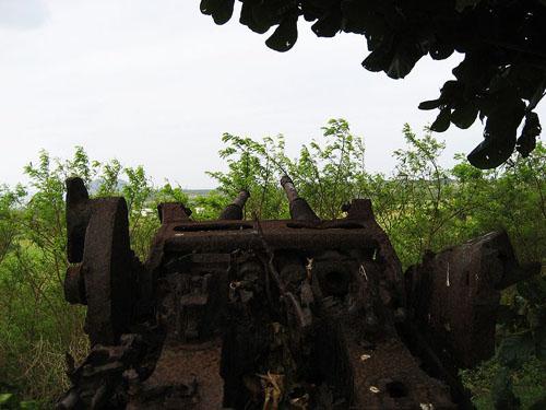 Japanese Anti-aircraft Gun (A)