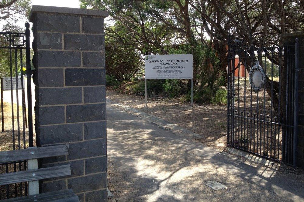 Commonwealth War Graves Queenscliff Civil Cemetery