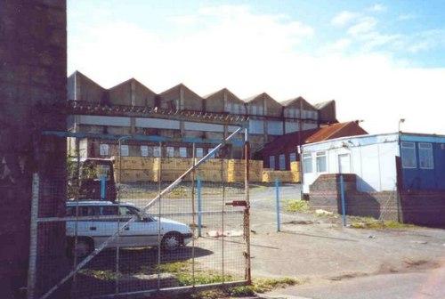 Hangar Watervliegtuig Pembroke Dock