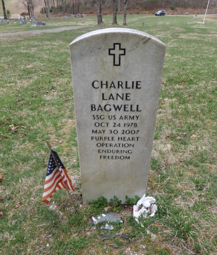 Amerikaans Oorlogsgraf Big Hill Cemetery