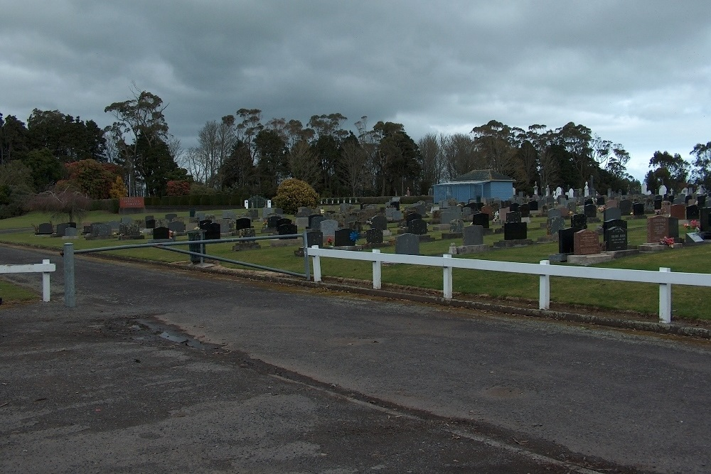 Oorlogsgraven van het Gemenebest Eltham Cemetery