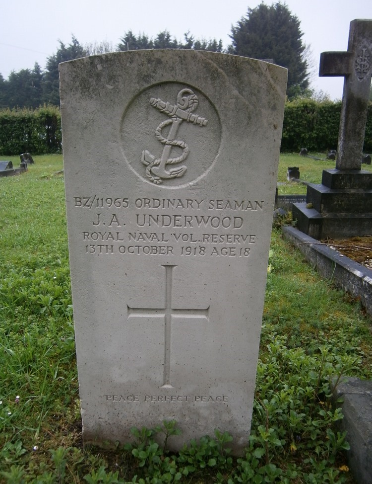 Commonwealth War Graves St. Matthias Churchyard
