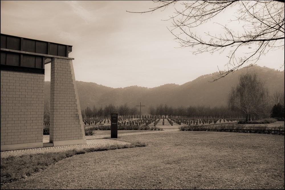 German-Hungarian War Cemetery Budaörs