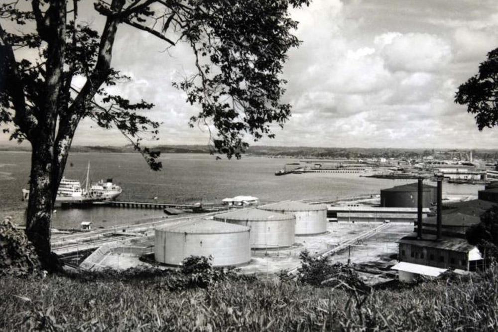 Olieraffinaderij Balikpapan