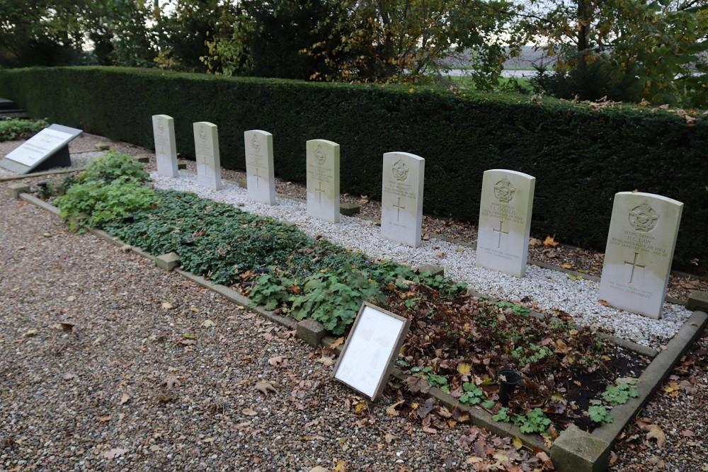 Oorlogsgraven van het Gemenebest Algemene Begraafplaats Kolhorn