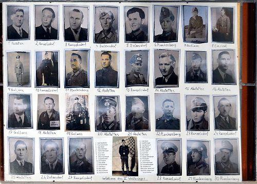 Memorial Soldiers Abstetten
