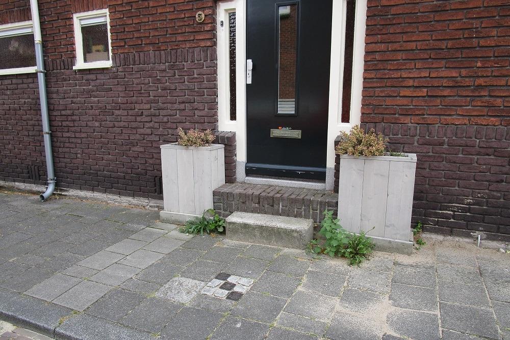 Stumbling Stones Elisabeth Wolffstraat 5