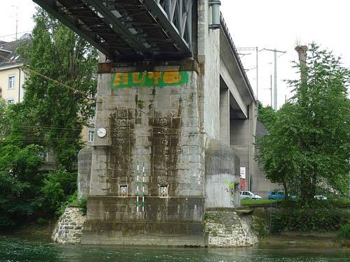 Limmatline - River Casemate Zürich