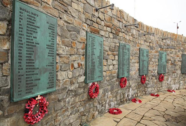 Monument Falklandoorlog Stanley
