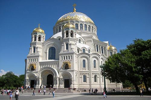 Navy Cathedral Kronstadt
